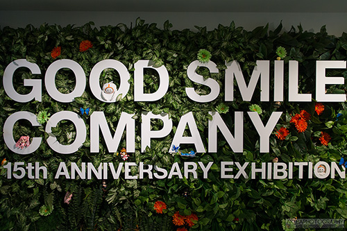 グッドスマイルカンパニー 15周年記念展示会に行ってきた