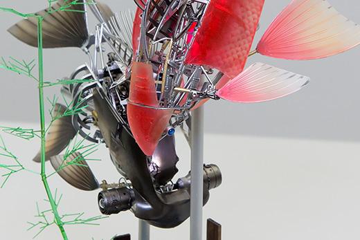 テングモデラーズ第5回模型作品展 『日本モケイ』 フォトレポート後編